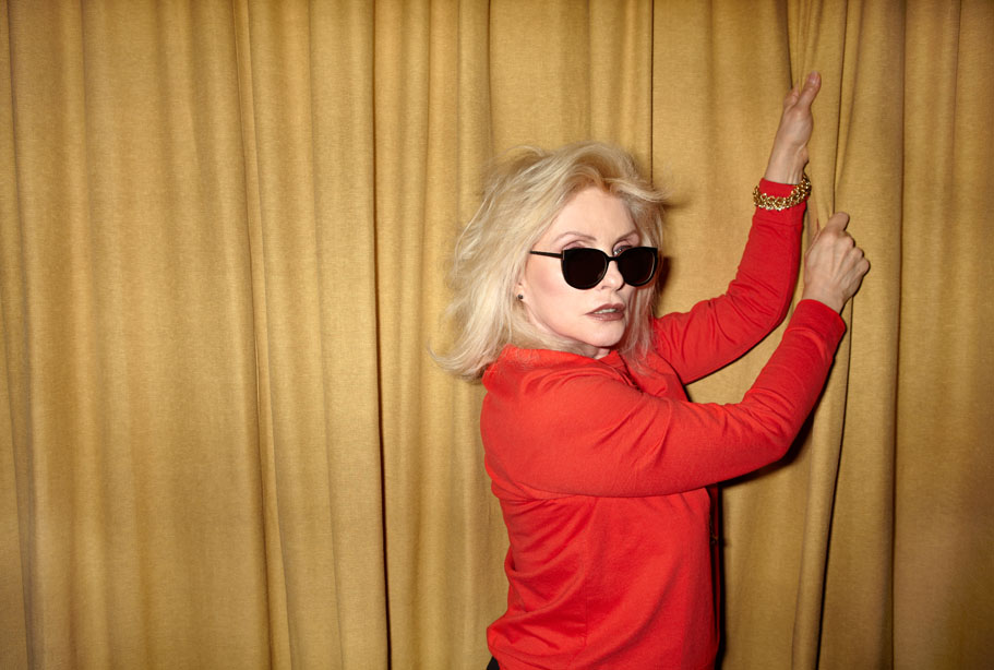 Debbie Harry for Stern